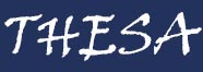 Издательство — ТЕЗА Логотип
